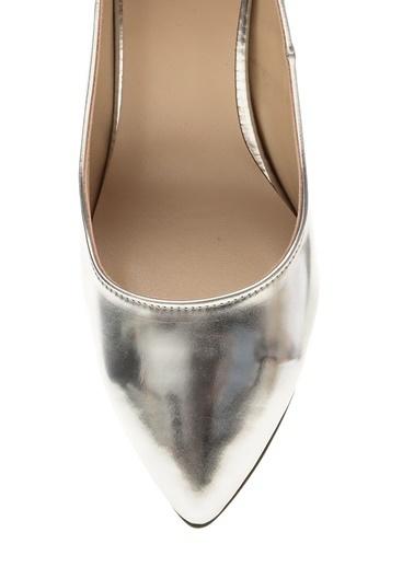 Limon Company Topuklu Ayakkabı Gümüş